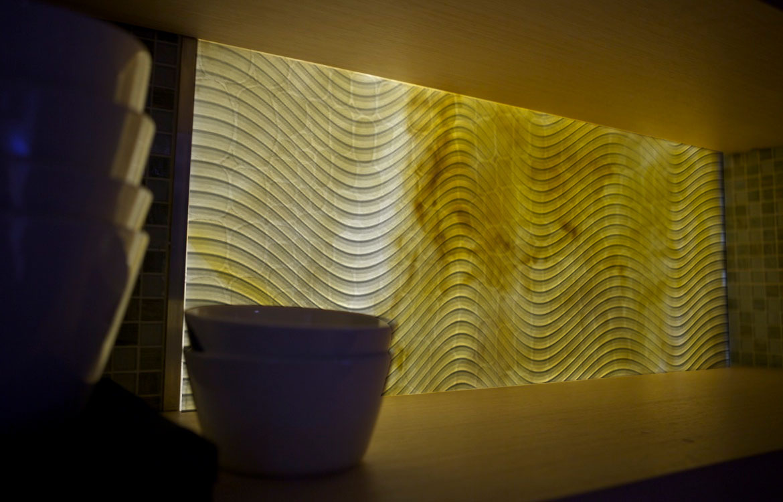 Teeter Works Translucent Textured Onyx